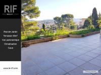 T3 de 75 m² avec terrasses