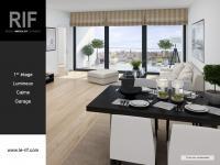 Appartement 3 pièces de 52 m² avec terrasse