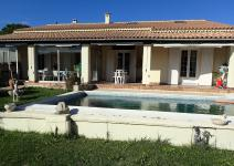 Pierrelatte Maison de 140 m² 4 chambres avec piscine, garage et sous sol