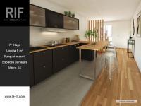 T4 de 86 m² avec loggia de 9 m²