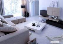 T2 de 54 m² avec balcon.