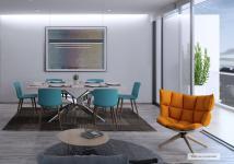 DUPLEX T5 de 100 m² avec terrasse.