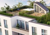 T4 de 112 m² avec rooftop.