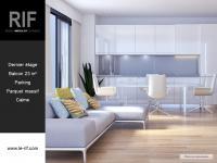T4 de 80 m² avec balcon de 23 m²