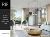 T4 de 100 m² avec terrasse de 20 m²