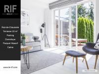 T2 de 41 m² avec terrasse de 22 m²