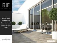 T4 de 93 m² avec terrasse de 19 m²