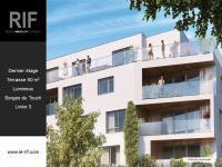 T4 de 95 m² avec terrasse de 50 m²