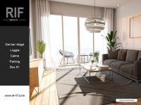 Appartement 3 pièces de 63 m² avec terrasse et parking