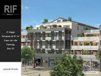 T5 de 116 m² avec terrasse de 61 m² exposée Sud-Ouest