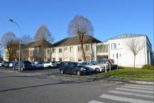 Bâtiment du centre-ville Location  2100 m² sur 5100 m² de terrain