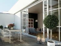 T6 de 131 m² avec terrasse de 69 m²
