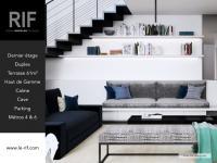 T5 DUPLEX de 155 m² avec terrasse de 61 m²