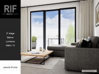 T5 de 102 m² avec balcon