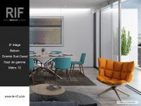 T2 de 42 m² avec balcon