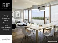 T4 de 87 m² avec terrasse de 12 m²