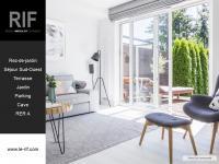 T2 de 50 m² avec terrasse et jardin