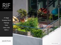 T4 de 80 m² avec terrasse de 30 m²