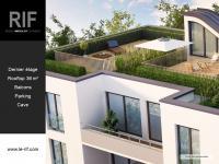 T5 de 112 m² avec rooftop de 36 m²