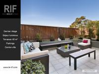 T4 de 110 m² avec terrasse de 40 m²