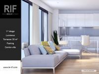 T4 de 100 m² avec terrasse de 30 m²