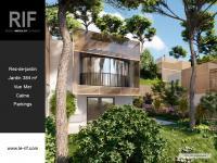 Appartement T3 71 m² avec jardin de 384 m²