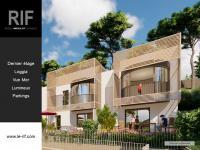 Appartement T3 77 m² avec loggia