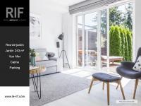 Appartement T2 de 43 m² avec jardin de 243 m²