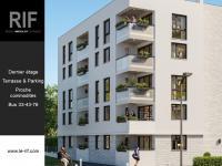 Appartement 3 pièces de 59 m² avec terrasse et parking