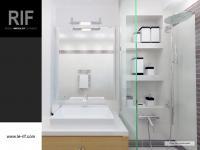 Appartement 1 pièce de 40 m²