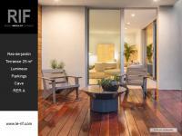 T4 de 75 m² avec terrasse et jardin